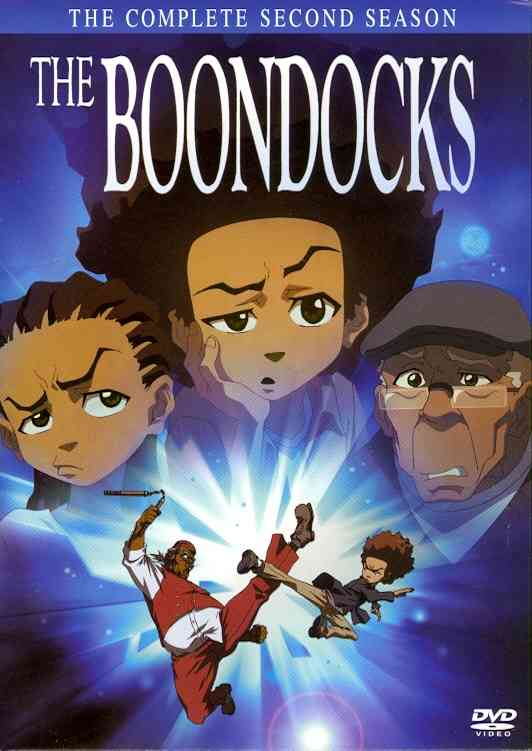 BOONDOCKS:COMPLETE SEASON TWO BY BOONDOCKS (DVD)